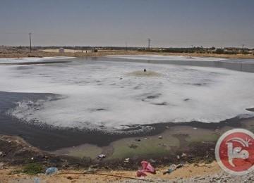 Masya Allah, Limbah Pemukiman Israel Dibuang ke Hunian Warga Palestina