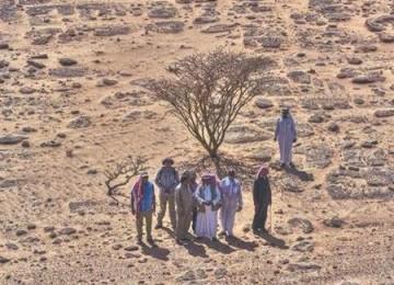 Arkeolog Arab Temukan Peradaban Kuno 9.000 Tahun yang Lalu