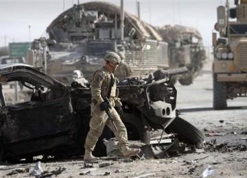 Photo Al-Qaeda Bunuh Delapan Tentara Yaman