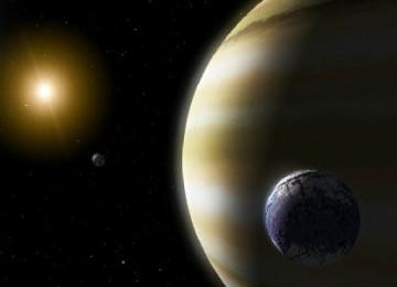 Planet Aneh TrES-2B Lebih Gelap dari Batu Bara