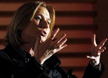 Tzipi Livni: Dubes Israel Terpaksa Melarikan Diri Tengah Malam dari Banyak Negara
