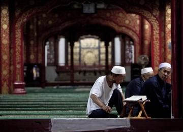 Sebanyak 40 Ribu Masjid di Negeri Komunis Cina