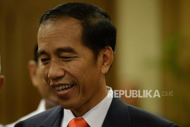 Joko Widodo - Presiden Indonesia