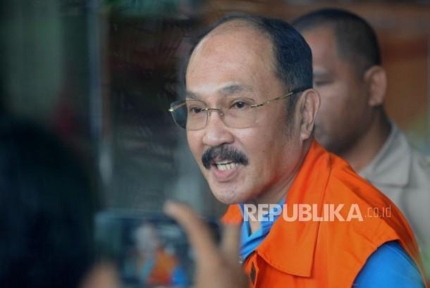 Fredrich Yunadi, ex Setya Novanto's lawyer.