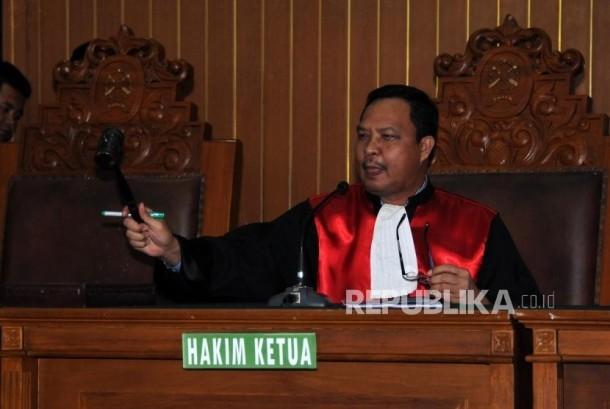 Ketua KPK: Hakim Kusno Konsisten