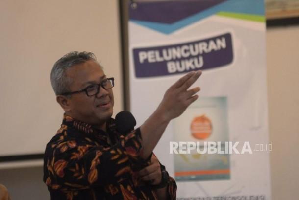 KPU chairman Arief Budiman