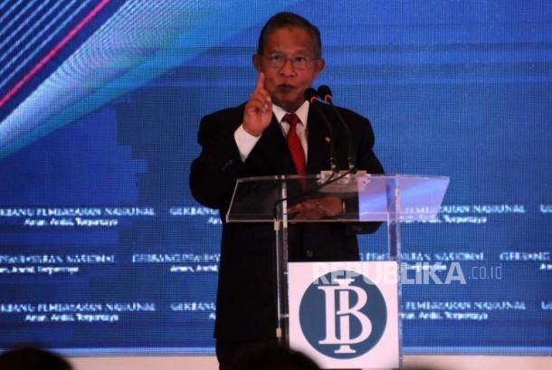 Coordinating Minister for Economy Darmin Nasution