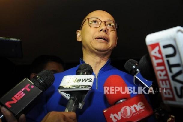 Seketaris Jendral Partai Amanat Nasional Eddy Soeparno
