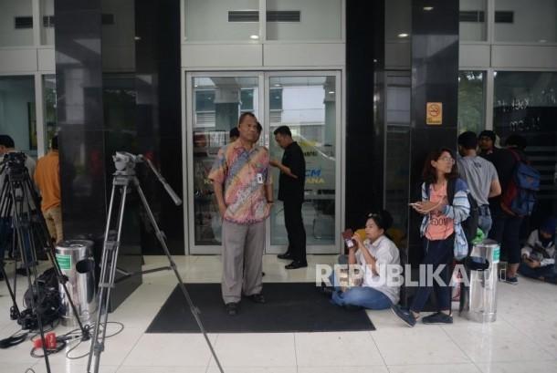 Setya Novanto has been treated at Executive Clinic, RSCM Kencana, Jakarta, since Friday (November 17).