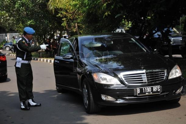 Mobil dinas baru Presdien Joko Widodo (ilustrasi)