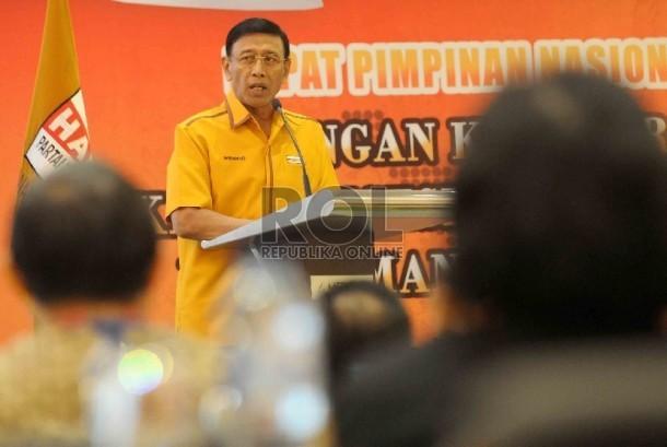 Ketua Umum Partai Hati Nurani Rakyat (Hanura), Wiranto
