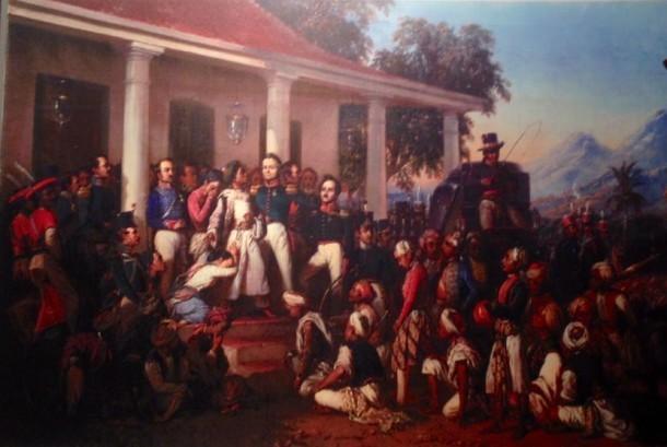 Makkah,  Jawa, dan Impian Berhaji Diponegoro