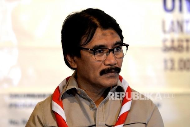 Adhyaksa Dault - Ketua Kwarnas Pramuka