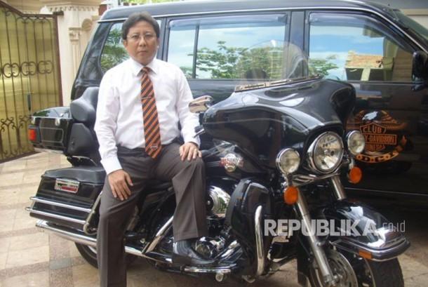 Ahmad Rizal Anggota BPH Migas 2017-2022