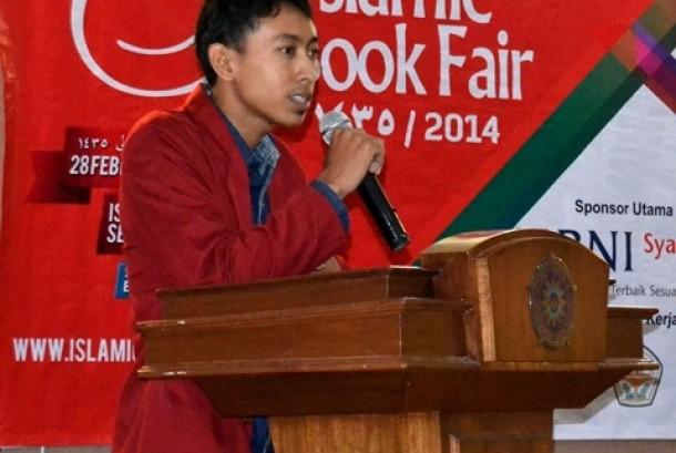 Ahmad Soleh, Ketua IMM Jakarta Timur, Alumnus FKIP UHAMKA Jakarta