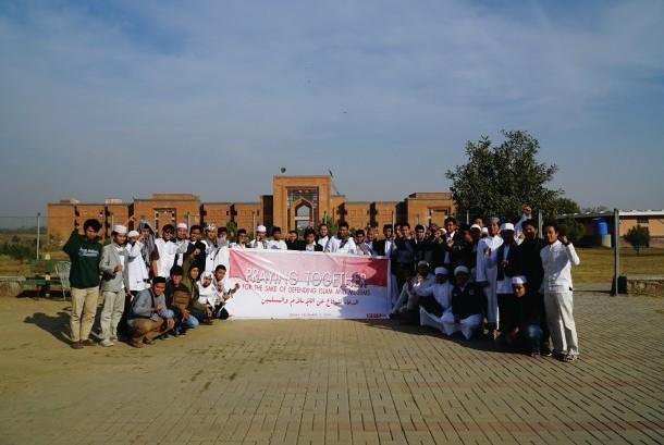 Aksi Bela Islam 212 di Islamabad, Pakistan