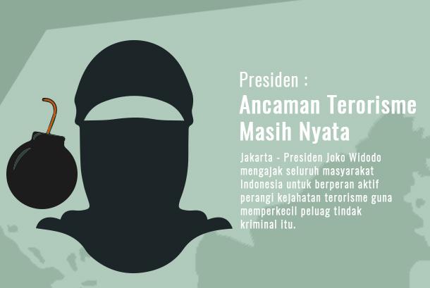 Terorisme (ilustrasi)
