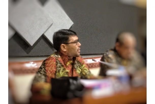 Anggota Komisi Hukum DPR RI Nasir Djamil