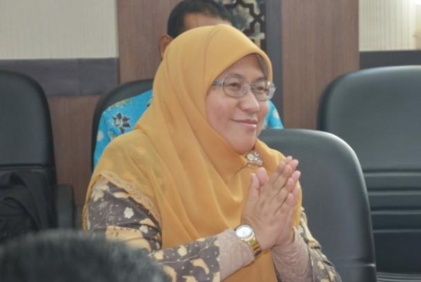Anggota Komisi X Dewan Perwakilan Rakyat Republik Indonesia (DPR RI) Ledia Hanifa Amaliah