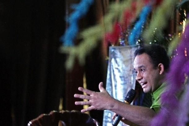 Dukung Jokowi, Ini Alasan Anies Baswedan
