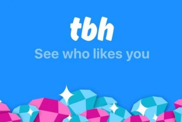 aplikasi TBH pada Facebook.