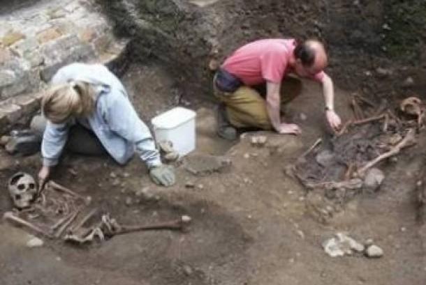 Arkeolog (ilustrasi)