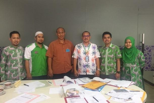 Assesor dan tour leader dari Patuna Travel yang akan mengikuti ujian sertifikasi