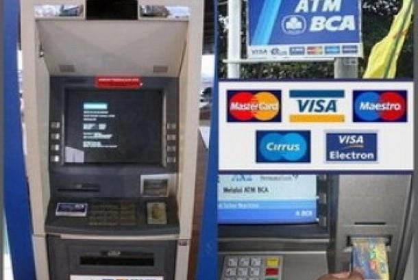 ATM Bank BCA, ilustrasi