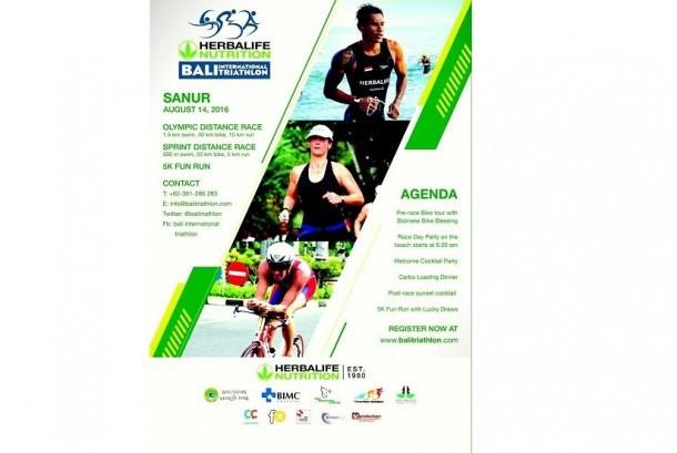 Bali International Triathlon 2016