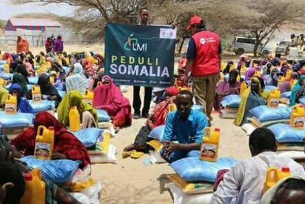 Bantuan LMI untuk Somalia