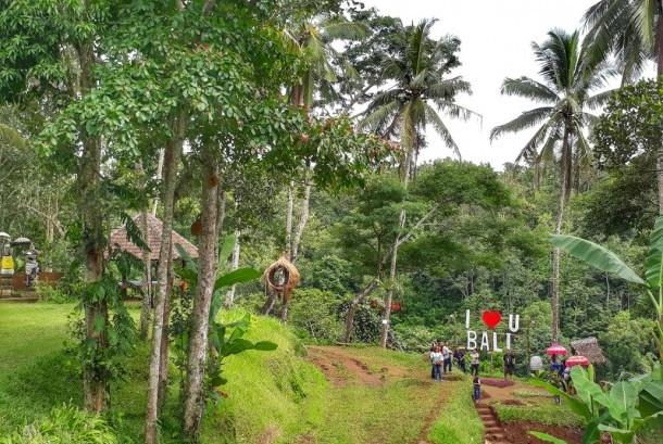 Basangbe Adventure Park.
