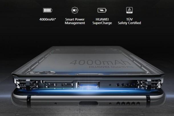 Baterai Huawei.