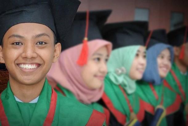 Beasiswa tahfiz Alquran  buat calon pemimpin (Ilustrasi)
