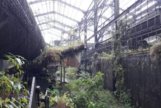 Bekas pabrik semen Indarung I di area PT Semen Padang berpeluang menjadi industrial heritage pertama di Indonesia.