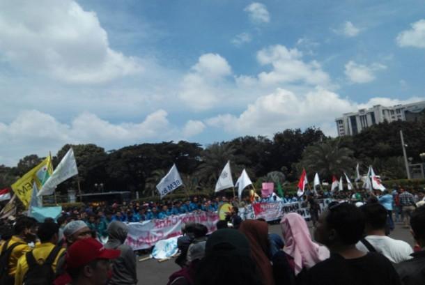 Ini Tiga Tuntutan Aksi Bela Rakyat 121 kepada Jokowi