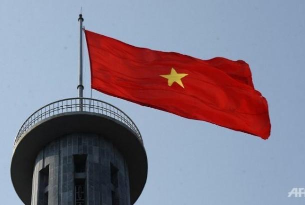 Bendera Vietnam. (Ilustrasi)