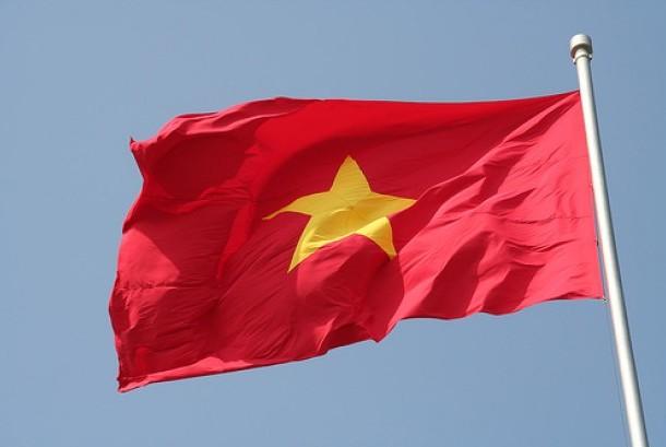 Bendera Vietnam (ilustrasi)