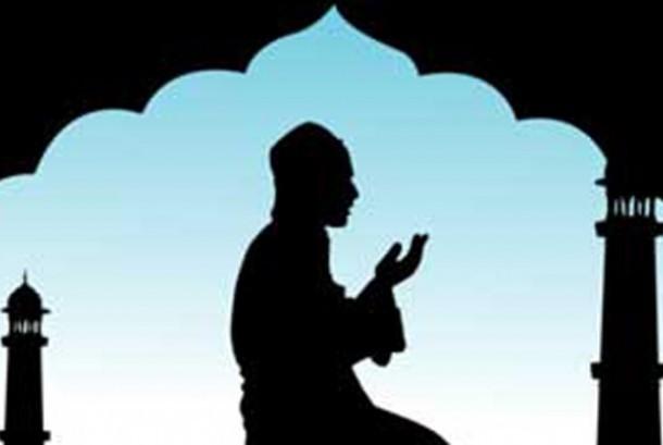 Berdoa/ilustrasi