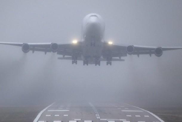 Boeing 747 Dreamlifter berhasil lepas landas meninggalkan Bandara Jabara, Washington, pada Kamis (21/11/2013)