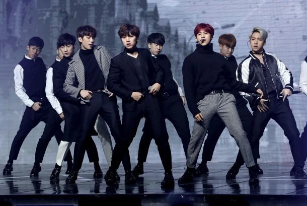 Boy band asal Korea Selatan B1A4