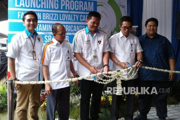 BRI Bandung terbitkan kartu brizzi loyalty.