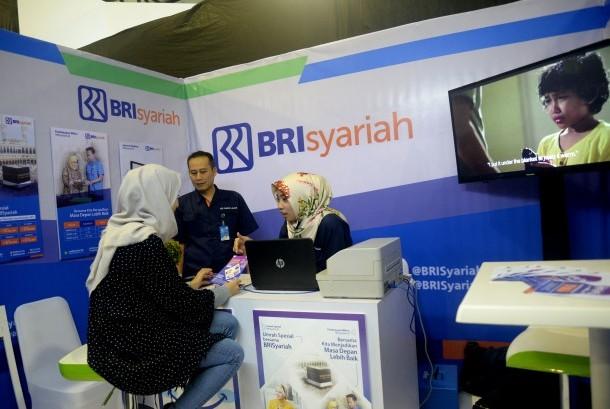 BRI Syariah turut serta menawarkan produk halal lifestyle di Inhalec 2017