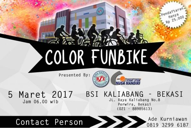 BSI Color Funbike 2017.