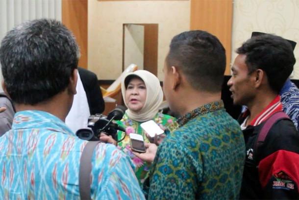 Bupati Kabupaten Bogor, Nurhayanti.