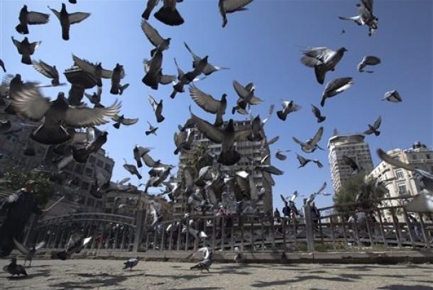 3 Kota Bersejarah Suriah