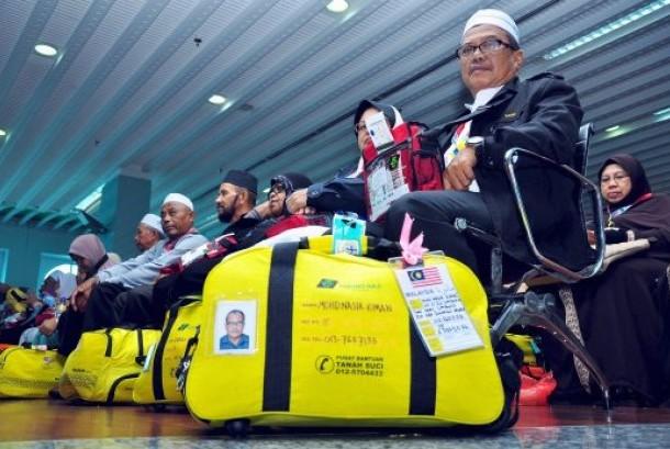 calon haji asal Malaysia