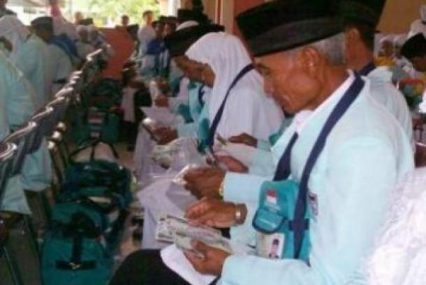 Calon Jamaah Haji Indonesia.