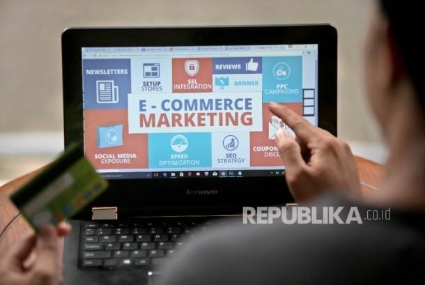 E-commerce (ilustrasi)