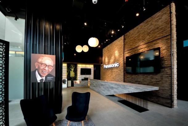 Panasonic HOME-2-COM Solution Center Kuala Lumpur, Malaysia.