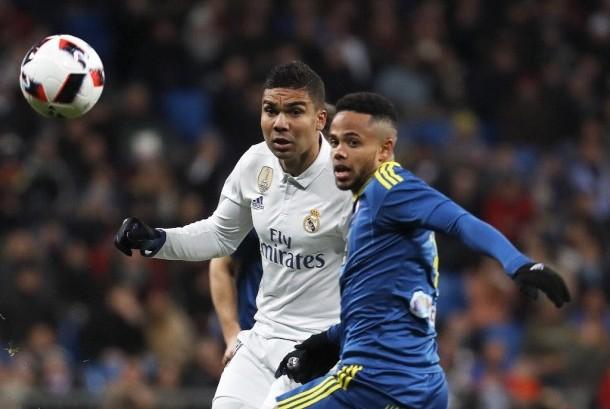 Casemiro Khawatir dengan Penurunan Madrid